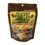 送料無料 タクマ食品 ハニーバターアーモンド 12×4個入    代引き不可/同梱不可