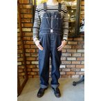 HEADLIGHT ヘッドライト 11oz. BLUE DENIM HIGH BACK OVERALLS HD41630 東洋エンター