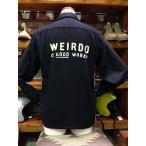 ウィアード/WEIRDO シャツ WRD-16-AW-17 WTCC - L/S SHIRTS BLK