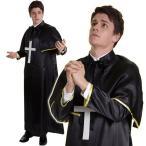 キリストンローブ神父牧師コスプレ衣装コスチューム大人用