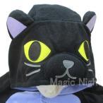 キャット黒猫着ぐるみ衣装ハロウィン仮装コスプレコスチューム