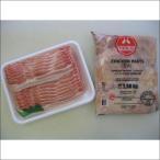 豚バラ1kg & 鶏もも肉2kgセット 業務用(フランス産・ブラジル産)お得なゴールデンコンビ