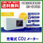 充電式 二酸化炭素濃度計 CO2 meter 送料無料 RS-E1529