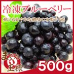 冷凍 ブルーベリー 500g×1 冷凍フルーツ ヨナナス
