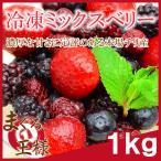 冷凍ミックスベリー 1kg 500g×2 冷凍フルーツ ヨナナス