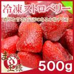 冷凍ストロベリー 500g×1 苺 冷凍フルーツ ヨナナス