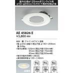 【ポイント最大 10倍】コイズミ照明 AE45826E ダウンライト M型ダウンライト用リニューアルプレート φ125 ダウンライト用 [(^^)]
