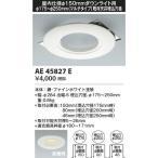 【ポイント最大 10倍】コイズミ照明 AE45827E ダウンライト M型ダウンライト用リニューアルプレート φ150 ダウンライト用 [(^^)]