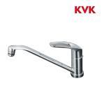 【在庫あり】 KM5011T KVK キッチン用 流し台用シングルレバー式混合栓 [☆]