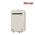 ガス給湯器 リンナイ RUX-A1616W-E 給湯専用 ユッコ 16号 屋外壁掛 PS設置型 15A [≦]