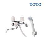 【ポイント最大 10倍】 TMS25C TOTO シャワー水栓・一般シリーズ・ 壁付タイプ・スプレー(節水) [☆]