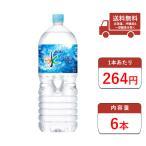水 おいしい水 六甲 2L ペットボトル 6本入1ケース