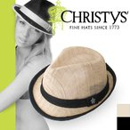 クリスティーズ ハット アントワン CCS906 CHRISTYS' HAT ANTOINE ストローハット カンカン帽