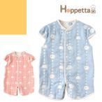 Hoppetta ホッペタ 6重ガーゼ スリーパー 日本製