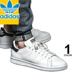 adidas アディダス スタンスミス スニーカー レディース メンズ ホワイト ネイビー 白 STAN SMITH M20325