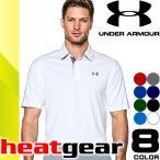 ショッピングUNDER アンダーアーマー UNDER ARMOUR Tech Polo Shirt 1249072 ポロシャツ メンズ ヒートギア 半袖 ゴルフ スポーツウェア