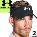 アンダーアーマー UNDER ARMOUR キャップ サンバイザー ゴルフ ブルー グレー Shadow 4.0 Run Visor 1291841 [メール便発送]