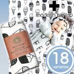 モダンバーラップ おくるみ 1枚 modern burlap オーガニック ガーゼ ブランケット アフガン 赤ちゃん 新生児 ベビー 出産祝い