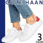 ショッピングコールハーン コールハーン COLE HAAN スニーカー レディース 白 ホワイト レッド ネイビー Cameron CHS10002 CHS10001 CHS10003