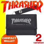 ショッピング安い スラッシャー THRASHER 財布 メンズ レディース ブランド 薄い おしゃれ ウォレット アウトドア ポーチ THRSG-111