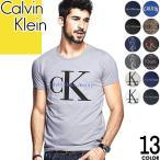 カルバンクライン Calvin Klein Tシャツ クルーネック