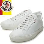モンクレール MONCLER スニーカー 靴 モナコ NEW MONACO 4M71400 019MT メンズ ロゴ ワンポイント ブランド おしゃれ 大きいサイズ 白 ホワイト