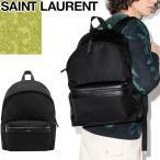 サンローラン パリ SAINT LAURENT バッグ リュック バックパック リュックサック レディース メンズ 黒 ブラック