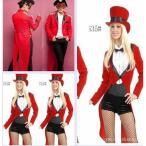 H00012ベアルック マジシャンハロウィン 魔術師カップル仮装 二子変装 マジシャンイベントマジックドレス魔法使い魔女