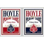 送料無料 HOYLE ホイル (ポーカーサイズ) 〔ブルー〕