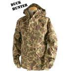 アメリカ軍 ECWC S-1ジャケット/ゴアテックス風パーカー 〔 Mサイズ 〕 透湿防水素材 JP041YN ダックハンター 〔 レプリカ 〕