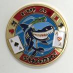 送料無料 カードプロテクター「I'm A Shark 」