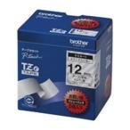 送料無料 (業務用5セット) brother ブラザー工業 文字テープ/ラベルプリンター用テープ 〔幅:12mm〕 5個入り TZe-131V 透明に黒文字