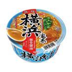 送料無料 (まとめ)サンヨー食品 サッポロ一番 旅麺横浜家系 豚骨しょうゆラーメン 1ケース(12食)〔×4セット〕