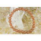 ブラウンインカローズ(ロードクロサイト) 天然石 ブレスレット 6.5m...