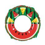 浮輪50cm スイカ 浮き輪 浮輪 うきわ フロート かわいい 人気 家族 海 プール ビーチグッズ 遊具 子供用 浮き具 海水浴