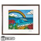 HEATHER BROWN �ե졼���դ� �����ȥץ��� North Shore Rainbow 28.0��35.5cm �إ����֥饦�� �ϥ磻���� ���� �ϥ磻���� ����ƥꥢ