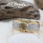 ハワイアンジュエリー jewelry ペアリング Pairing Ed Hardy エドハーディー ステンレス