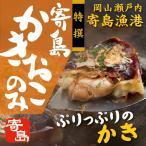 寄島かきおこのみ 特撰(3D冷凍) ぷりっぷりの岡山県寄島産の牡蠣がたっぷり入ってます 当店自慢の逸品です