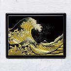 1509-02-14 蒔絵付箋ケース「雅」 浪裏