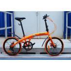 ルノー ウルトラライトドッペルギャンガーミニベロ自転車