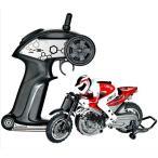 送料税込み 2.4GHzバイクMINIオートバイ/モーターサイクル3m/sラジコンHQ527