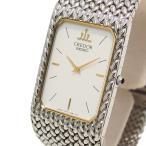 SEIKO/セイコー クレドール 2F70-5330  腕時計 ステンレススチール クオーツ 銀 レディース