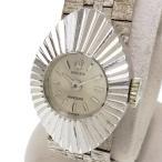ROLEX/ロレックス カメレオン Ref.2000 アーモンド型 腕時計 K18WGホワイトゴールド 手巻き 26***** 推定1968年程度 シルバー文字盤 レディース