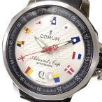 CORUM/コルム アドミラルズカップ A082/03499 未使用 腕時計 ステンレススチール/ラ...