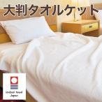 ホテル仕様 大判タオルケット 約165×210センチ
