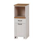キッチンラック(炊飯器台) ダストボックス付き MUD-5900WS