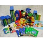 Yahoo!幼児教材のリサイクル ママガレdfg1135 DWEディズニー英語システムワールドファミリー 『ママのガレージセール特選パッケージ[6]赤ちゃん向けセット』 幼児英語教材