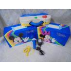 e9513 (け)DWEディズニー英語システム 両面タイプデジタルトークアロング ワールドファミリー 幼児英語教材
