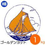 最強力粉 ゴールデンヨット 1kg チャック袋 パン用小麦粉