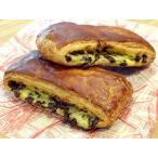【解凍して焼くだけ♪】冷凍パン生地 ロングチョコチップロール フランス産 発酵不要 120gx6